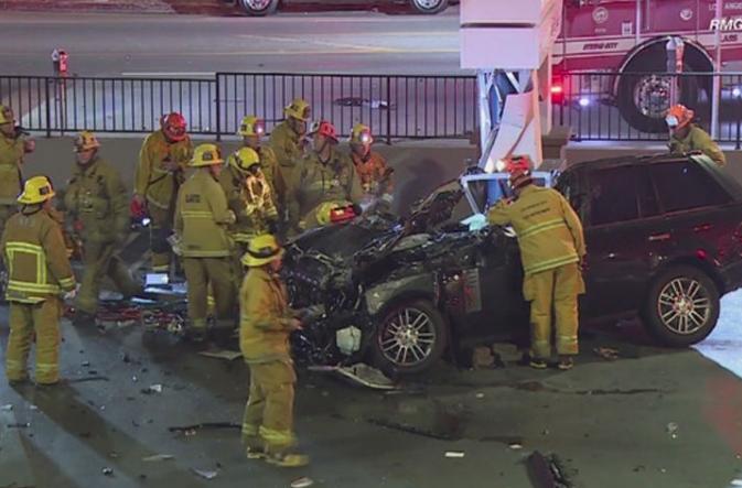 Range Rover San Antonio >> Condolences: Ex NBA Star Rasual Butler & Singer Wife Leah LaBelle Killed In Crash ...