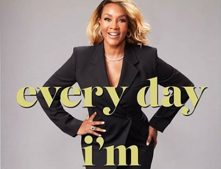 Vivica A. Fox Pens New Book, Every Day I'm Hustling