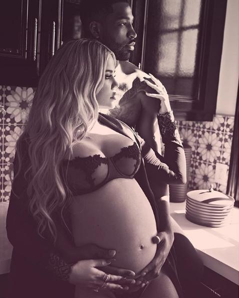 Khloe Kardashian & Tristan Thompson Welcome Daughter