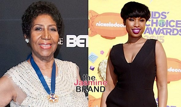 Jennifer Hudson Opens Up About Playing Aretha Franklin In Upcoming Biopic