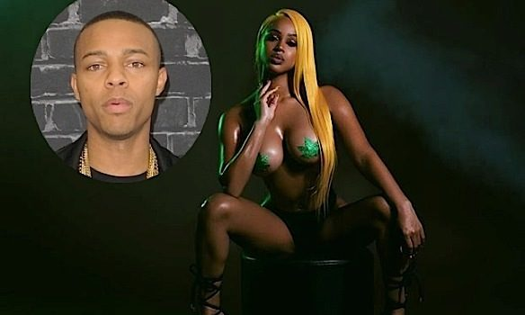 Bow Wow Show Off New Girlfriend, Kiyomi