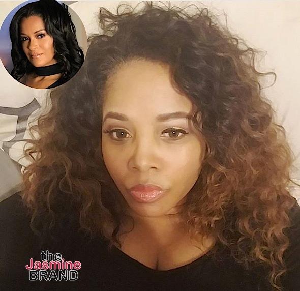 Ex Reality Star Poprah Reacts To Claudia Jordan's Restraining Order: Pray for broke celebs!