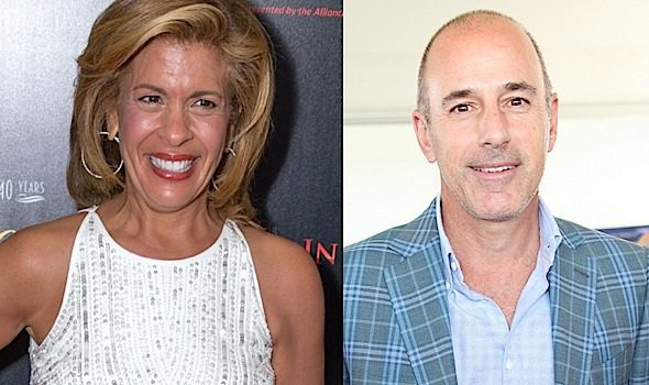 "Hoda Kotb Paid $18 Million Less Than Matt Lauer on ""Today"""