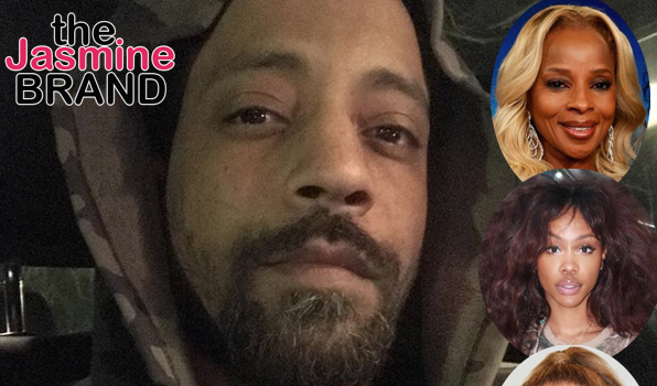 J.Holiday Blames Beyonce & Mary J. Blige For Grammy Snub: You Say Bullsh*t On Your Records!