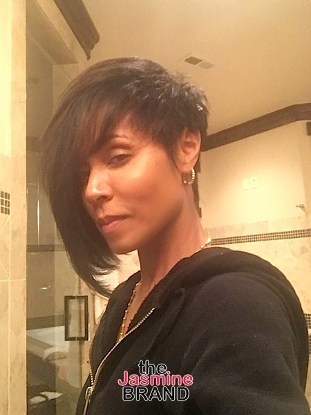 Jada Pinkett-Smith Flaunts New Hair Cut, Husband Will Smith Forces Her On IG [VIDEO]