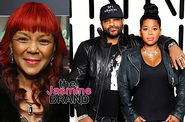 "Jim Jones, Chrissy Lampkin & Mama Jones Cast In ""Marriage Bootcamp"""