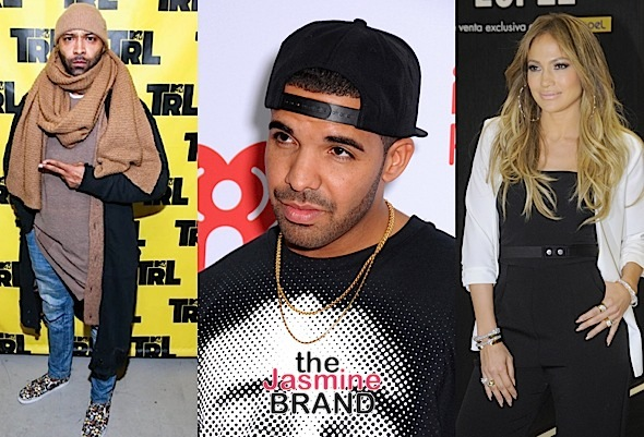 Drake Takes Shots At Joe Budden, Addresses Relationship w/ J.Lo On 'Scary Hours' [New Music]