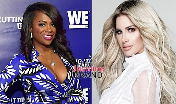 Kandi Burruss To Kim Zolciak – I Didn't Have 3 Failed Spin-Offs, My Shows Had Higher Ratings Than Yours!