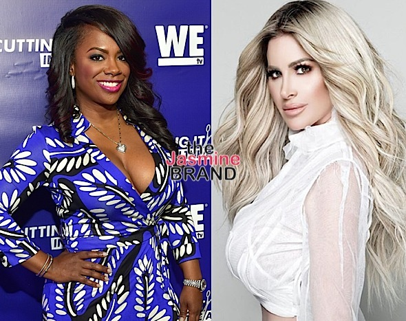 Kandi Burruss To Kim Zolciak - I Didn't Have 3 Failed Spin-Offs, My Shows Had Higher Ratings Than Yours!