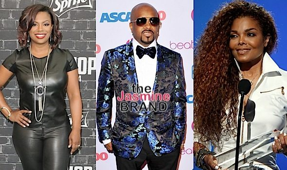 Jermaine Dupri Talks Fling w/ Kandi Burruss, Denies Dating Janet Jackson