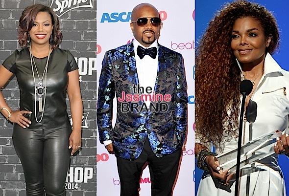 Jermaine Dupri Talks Fling w/ Kandi Burruss, Denies Dating Janet Jackson