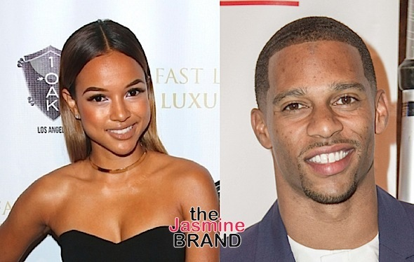 Karrueche Opens Up About Relationship With Victor Cruz