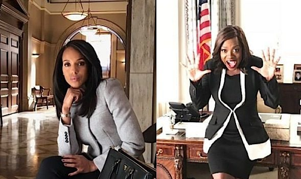 """""""Scandal"""" """"How To Get Away With Murder"""" Crossover In The Works"""