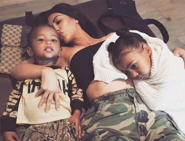 Kim Kardashian: It was hard not carrying my baby. [Ovary Hustlin']