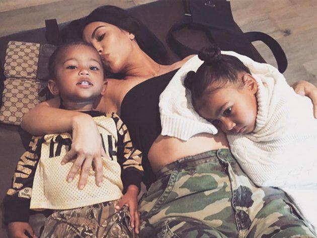 Kim Kardashian: It was hard not carrying my baby.