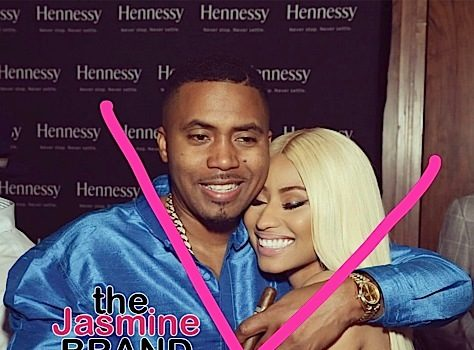 Nas & Nicki Minaj Break Up