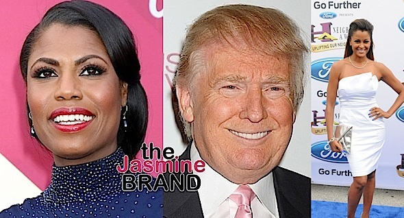 Omarosa Gave Trump Fellatio, Says Claudia Jordan