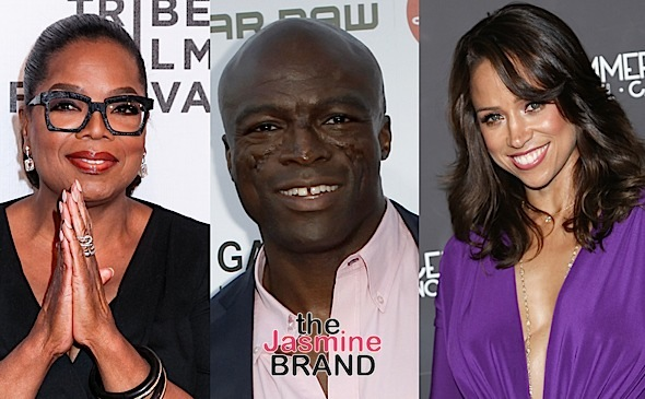 Seal Slams Stacey Dash: Keep My Name Out Your Mouth + Denies Slamming Oprah