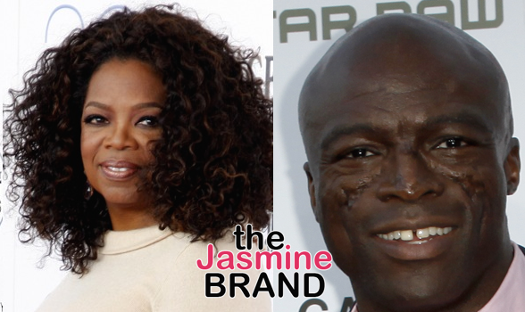 Seal Trashes Oprah Over Harvey Weinstein [Photo]