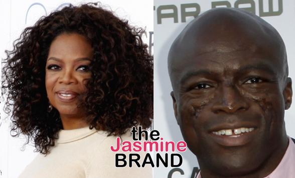Seal Trashes Oprah Over Harvey Weinstein [Photo]