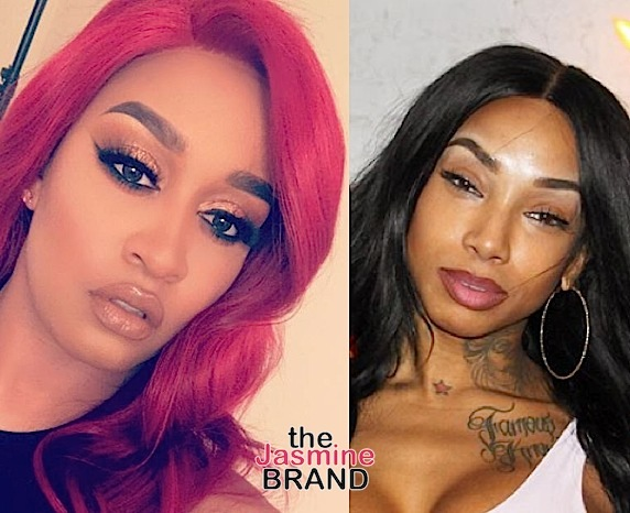 "Reality Star Rah Ali: I Beat Up ""Black Ink Crew's"" Sky At Diddy's Party [VIDEO]"