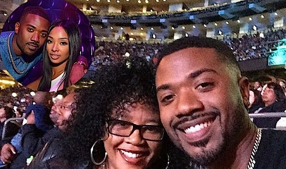 Ray J's Mother Defends Son Against Cheating Rumors, Calls Out Princess Love [Photos]