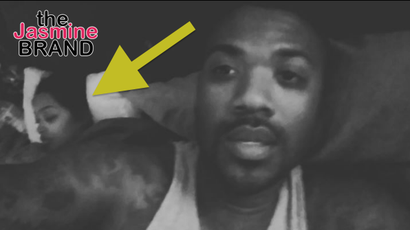 Ray J Reconciles w/ Wife Princess Love  [VIDEO]