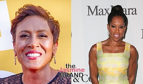 Robin Roberts & Regina King Land ABC Pilot