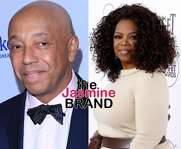 Oprah Backs Out Of #MeToo Docu On Women Who Accused Russell Simmons Of Sexual Assault & Harassment + Russell Simmons & 50 Cent React