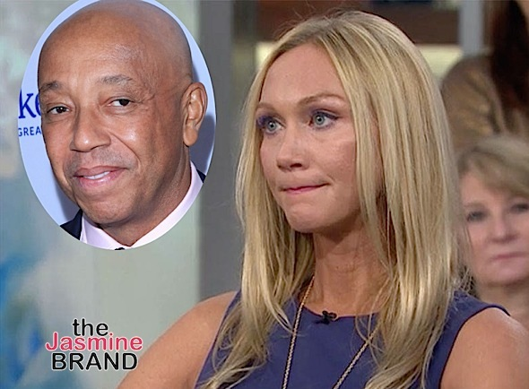 Russell Simmons Accuser Claims: He started to kiss me & then he raped me.