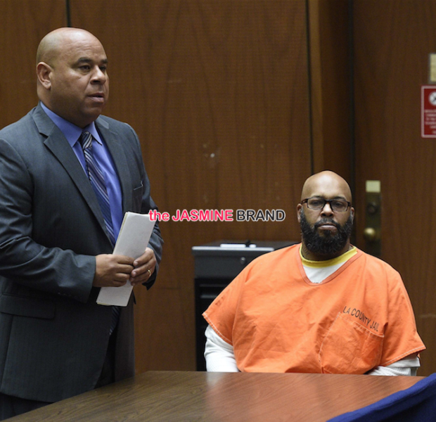 Suge Knight's Former Lawyers Arrested, Held On $1 Million Bail