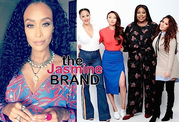 "Tami Roman Calls Out ""The Real"" – Don't Be Messy! [VIDEO]"
