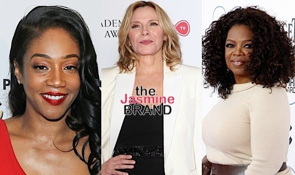 Oprah Or Tiffany Haddish Should Replace Samantha In 'Sex In The City' Says Kim Cattrall