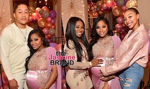 Toya Wright Baby Shower – Monica, Malaysia Pargo, Rasheeda Frost Attend [Photos]