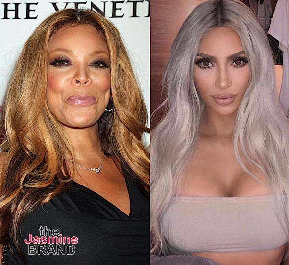 Wendy Williams Calls Kim Kardashian 'Desperate': Kanye Doesn't Pay Attention To You [VIDEO]