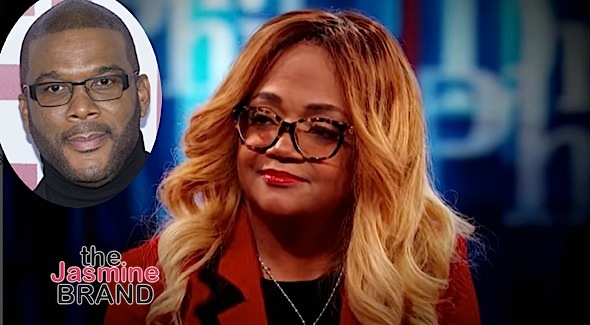 Tyler Perry - Woman Claims She's Married To Director: He's raising my son.