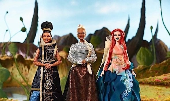 Oprah, Mindy Kaling & Reese Witherspoon Get 'Wrinkle In Time' Inspired Barbies