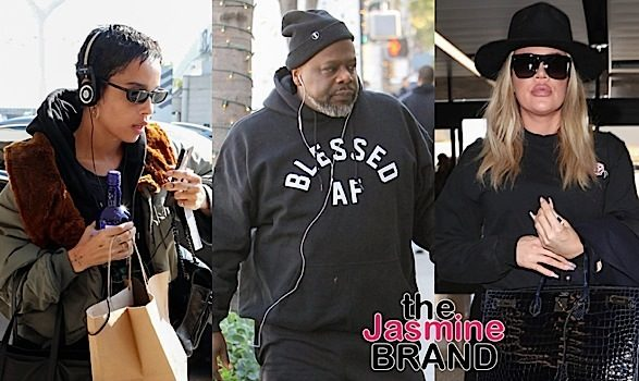 Chrissy Teigen & John Legend in LAX, Khloe Kardashian & Shemar Moore At LAX + Cedric the Entertainer Is Blessed AF [Spotted. Stalked. Scene.]