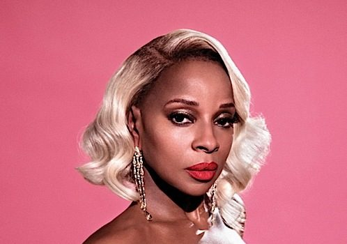Mary J. Blige: I didn't know I was that beautiful for real.