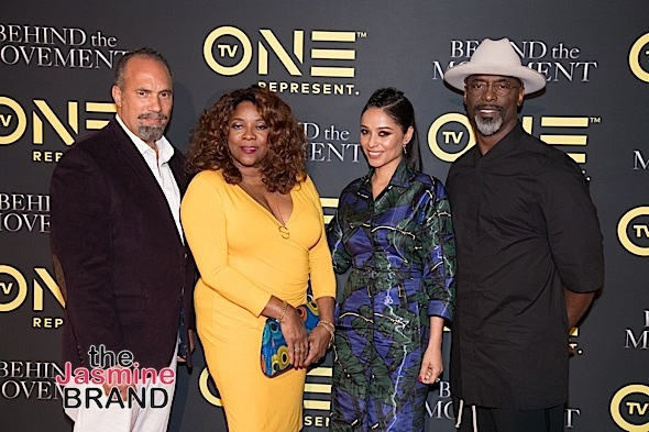 """Behind The Movement"" Premiere: Loretta Devine, Meta Golding, Isaiah Washington, Roger Guenveur Smith Attend [Photos]"