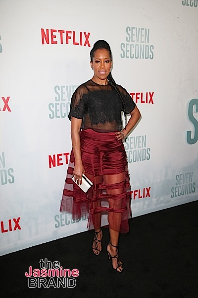 Netflix Cancels Regina King Series 'Seven Seconds '