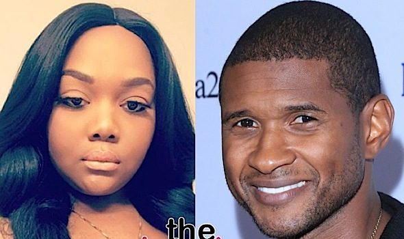 Usher STD Accuser Says She's Being Discriminated Against Because She's Suing The Singer
