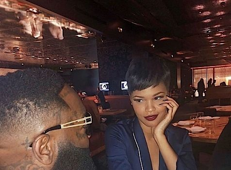 Rick Ross Spotted on Date w/ New Bae Lauryn Peaches [Photos]