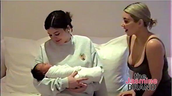 Kim & Kanye's Newborn Daughter Chicago Revealed