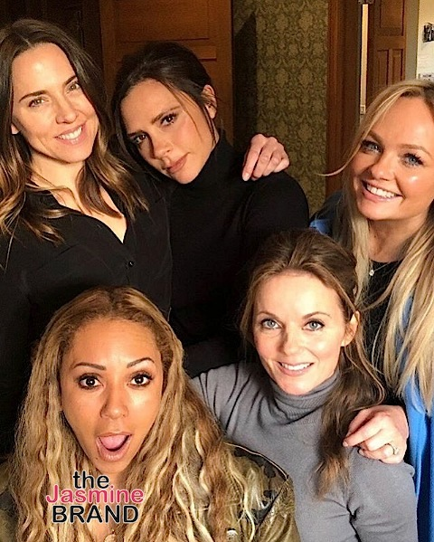 "Victoria Beckham – I'm Not Going On Tour & Neither Are The ""Spice Girls"""