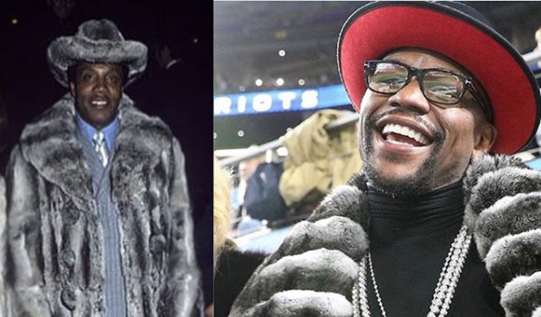 Floyd Mayweather – Don't Compare Me To Snitch Frank Lucas, My Fur Costs 100k!