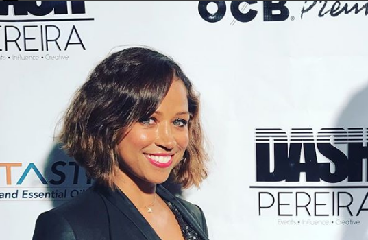 Stacey Dash Still Contemplating Political Run: I'm Putting It In God's Hands
