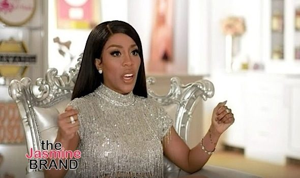 EXCLUSIVE: K.Michelle Sued By Chef Of Her Restaurant: You Owe Me Money!