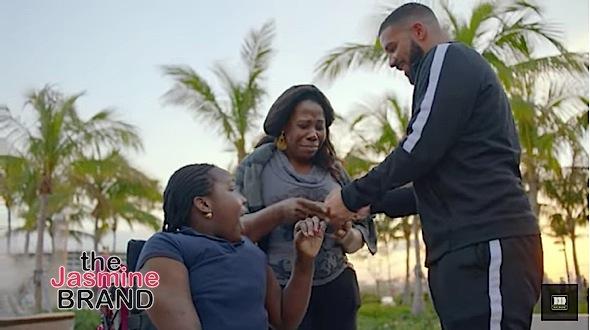"Drake Gives Away $996k In ""God's Plan"" Video"