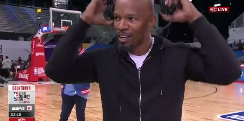 Jamie Foxx Walks Off Interview After Being Asked About Katie Holmes [VIDEO]